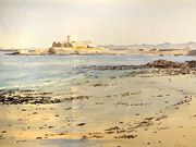 A10Commended, Fort Grey, Guernsey - Christine Temple