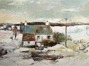 A14Commended, Marilyn Rhind, Snowy Homestead