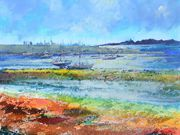 a15COMMENDED 'Beadnell Harbour, Northumberland' by Don McLaren