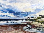 a18COMMENDED 'Rhosneigr, Anglesey' by Clare Quag Hirsch