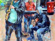 a18COMMENDED 'Street Music' by Ann Roach