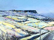 A201917 - COMMENDED  'Winter Fell'  by Jane Fraser