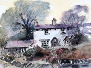 A201918 - COMMENDED 'Skelwith Cottage', by Alan Pedder