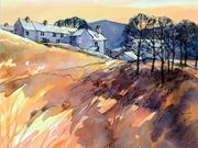 A20194 - GEORGE CALEY AWARD (RU) 'Hill House Farm' from Kinder Bank by Juliet Jones