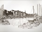 S11COMMENDED- Will Swindlehurst  Honfleur, France