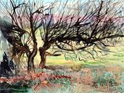 S17COMMENDED' 'Old Hawthorn Hedge'by Pauline Marsh